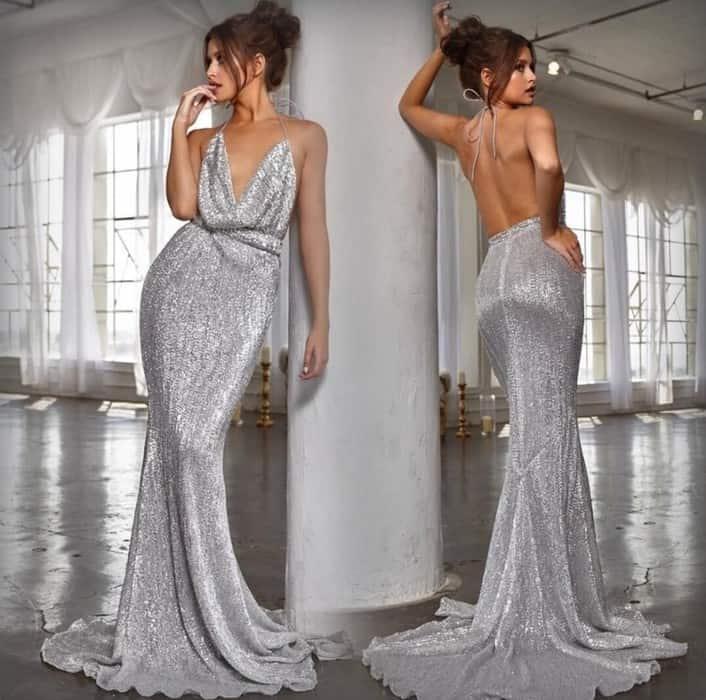 Backless Evening Dresses 2022