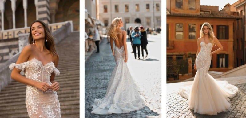 Berta Bridal Dresses 2022